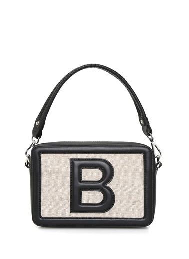 Beymen Messenger / Askılı Çanta Bej